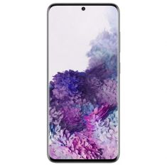 Smartphone Galaxy S20 4G SILVER 8Go 128Go Android OneUI 2 IP68 Exynos990 64MP Zoom hybridex3  8K Ecran  6.2'' QHD+ Dynamic-amoled