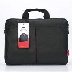 Classic We sacoche pour ordinateur portable 12-14'' Noir et rouge