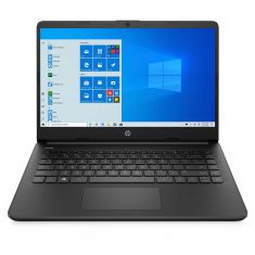 "Portable HP 14s-DQ0035nf Noir Celeron N4020 dual 4GB 64GB eMMC Intel UHD Graphics - UMA 14""HD SLIM SVA Narrow bord. Win10-MS 403F2EA"