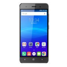 Smartphone Haier i56 gris 4G LTE 5'' - Quad-Core - 16Go - 2xSIM 2Go-Port mSD -APN 13MP -Android 5.1 2200mAh-200 heures autonomie