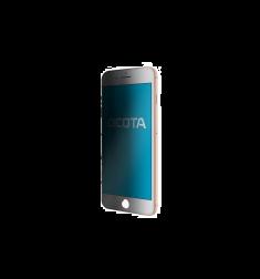 DICOTA Filtre de confidentialité pour IPhone 8 plus 4 vues Filtre anti-reflets et auto adhesif D31460