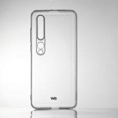 WE Coque de protection transparente pour smartphone XIAOMI MI 10 PRO Fabriqué en TPU. Ultra résistant Apparence du téléphone conservée.