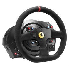 THRUSTMASTER T300 Ferrari Intégral Racing Wheel Alcantara Volant + pédalier