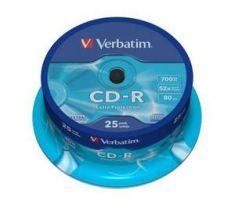 CD-R - 700 Mb - Spindle de 25