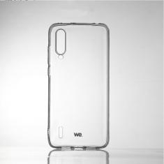 WE Coque de protection transparente pour smartphone XIAOMI MI 9 LITE Fabriqué en TPU. Ultra résistant Apparence du téléphone conservée.