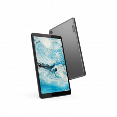 "TABLETTE LENOVO SMART M8 TB-8505F MediaTek A22  Quad-Core 2.0GHZ 2GB, 32GB eMMC - Android 9 Pie Ecran 8""HD IPS 350 nits  GREY"