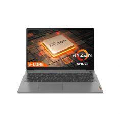 Portable LENOVO Ideapad IP3 15ALC6 ARCTIC GREY AMD RYZEN 5 5500U 16 Go 512 Gb SSD - AMD Radeon™ 15.6' FHD W10 HOME HIGH END STD