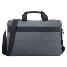 """Sacoche HP 17.3"""" Essential Top Load Sacoche de transport noire et grise 43.94 - 43 x 29.5 x 4 T0E18AA Petit prix - avec plusieurs poches"""