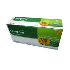 TONER COLORPOINT Q2612A BLACK CAPACITE 2200 PAGES LaserJet 1010 1012 1015 1018 1020 1022 3015 3020 3030 3050 3052 305
