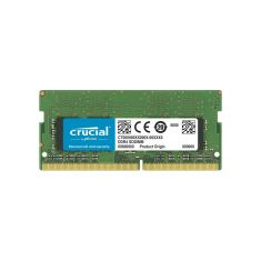 MEMC CRUCIAL SODIMM 4GB DDR4 3200 MT/s (PC4-25600) CL22 SR x16 260pin CT4G4SFS632A