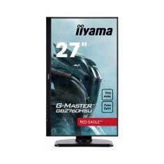 "Moniteur IIYAMA 27"" 1ms G-MASTER Red Eagle144 Hz 1920x1080 FHD HDMI DisplayPort Hautparleurs Pivot FreeSync GB2760HSU-B1"