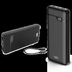 Batterie de secours pour PC portabl 20000 mah Ecran LCD,  45W USB-C / 2 ports USB-A
