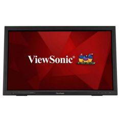 Ecran 21.5''ViewSonicTD2223 Noir 16:9 FHD LED Tactile capacitif 10 Points 5ms 250 cd/m2 Hp:2Wx2 HDMI DVI VGA USB Porte stylo magnetique