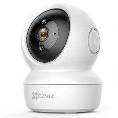 EZVIZ Camera Wifi Interieur C6N Motorisee P&T FHD 2.4 Ghz Suivi et Détection de mouvement Vision Nocturne 10m 90° CS-C6N-A0-1C2WFR