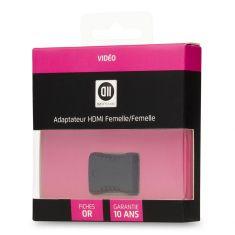 Adaptateur HDMI Femelle/Femelle