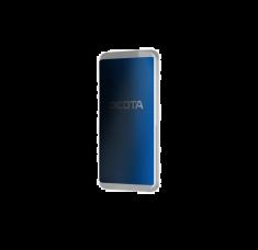 DICOTA Filtre de confidentialité pour IPhone 11 pro max 2 vues Filtre anti-reflets et auto adhesif D70210