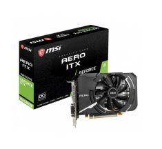 VGAN MSI GeForce GTX1660 SUPER AERO ITX OC 1815MHz/14 Gb/s GDDR6 6Go PCI-E 3.16x DP/HDMI/DVI-D NVIDIA G-SYNC™ et HDR