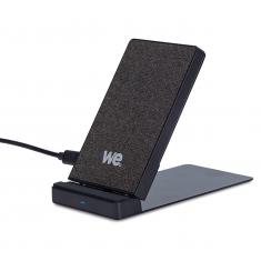 Support smartphone avec chargeur à  induction - 5W standard, 7.5W pour Apple et 10W pour Samsung Indicateur de charge - Sans fil