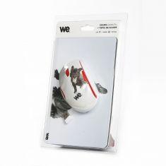 Bundle Souris 2.4G/tapis souris WE Nano Dongle USB - Thème CHIEN 2.4 GHz - 1200DPI - Optique Tapis de souris 200x140x3mm