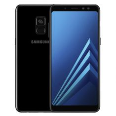 Smartphone Galaxy A8 NOIR Dual Sim 4G 5.6'' S-AMOLED-Octo Core 2.2GHz Android Nougat 7.1-32Go/4Go/microSD SM-A530FZ NOIR KDXEF-Galaxy A8(201