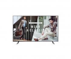 ECRAN SAMSUNG 43'' LFD 4K BE43T-H 16h/7j 3840x2160 HDR10+ 2xHDMI USB Appli Samsung Business TV LH43BETHLGUXEN