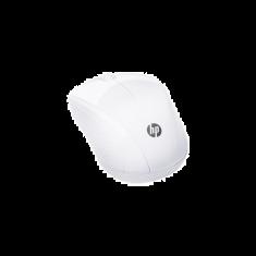 Souris sans fil HP 220 S Blanche Résolution capteur 1300 dpi connexion 2,4 Ghz 3 boutons 7KX12AA