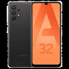 Smartphone Galaxy A32  4Go 128 Go  Android 11 One UI 3.1 Batt 5000 mAh CR 15W Ecran 6.4'' S/AMOLED  DAS T:0.449 NOIR