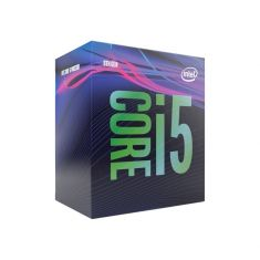 CPUI INTEL Core i5-9500 (3 GHz) Processeur 6-Core Socket 1151 Cache L3 9 Mo Intel UHD Graphics 630 BX80684I59500
