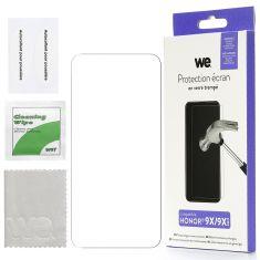 Verre Trempé pour HONOR 9X PRO - Film Protection écran Anti-Rayures - Anti-Bulles d'air Ultra Résistant - Dureté 9H Glass