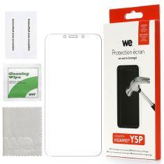 Verre Trempé pour HUAWEI Y5P - Film Protection écran Anti-Rayures - Anti-Bulles d'air Ultra Résistant - Dureté 9H Glass