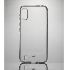 WE Coque de protection transparente pour WIKO Y81 Fabriqué en TPU. Ultra résistant Apparence du téléphone conservée.